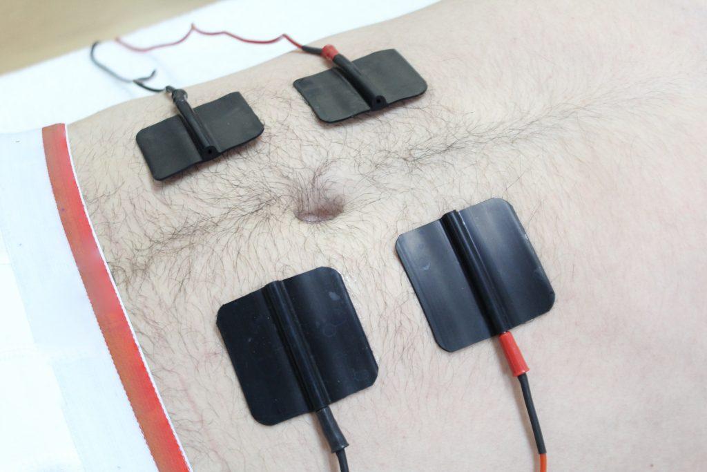 Aplicação de Correntes Elétricas do Hygiadermo Crystal KLD